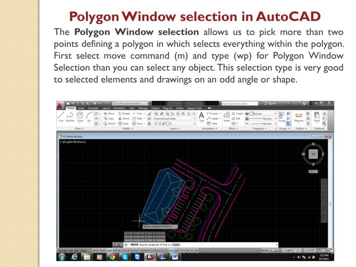 how to show selection window in powerpoint