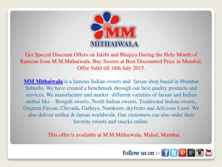 Get Special Discount Offers on