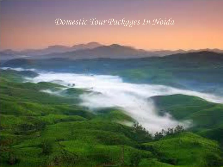 Domestic Tour Packages In Noida