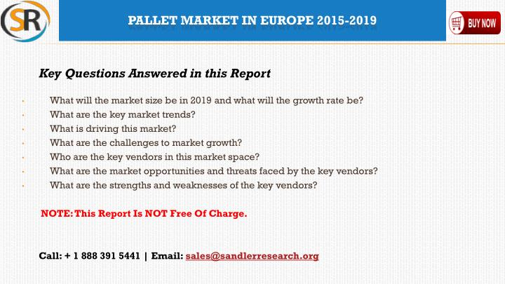 What will the market size be in 2019 and what will the growth rate be?