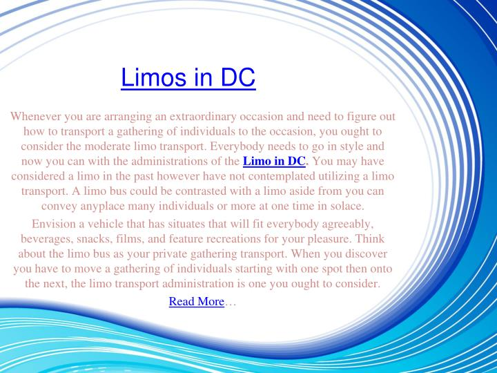 Limos in