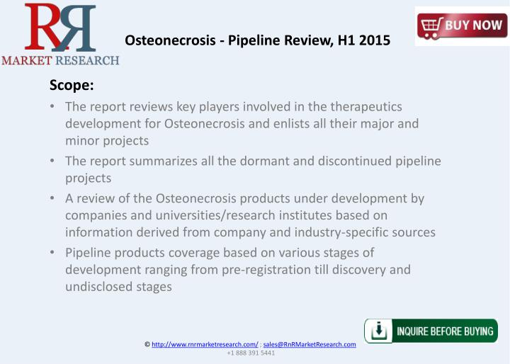 Osteonecrosis