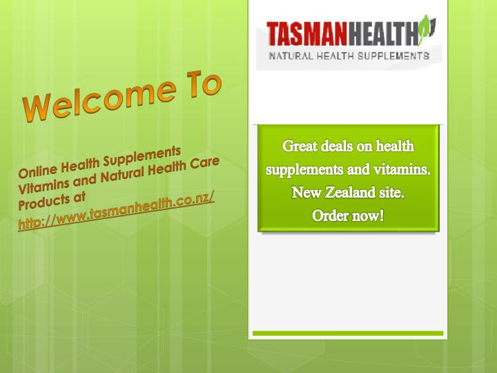 Great deals on health supplements and vitamins new zealand site order now