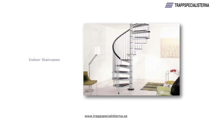 Indoor Staircases