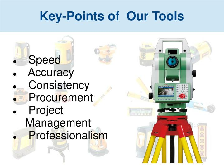 Speed accuracy consistency procurement project management professionalism
