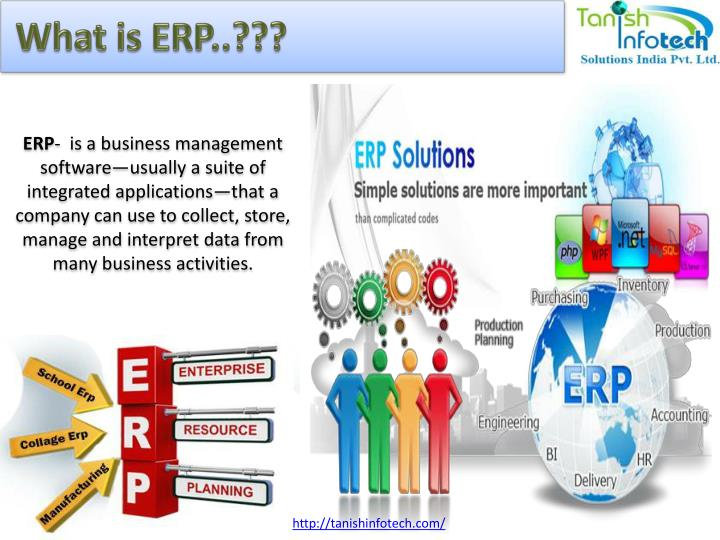What is ERP..???