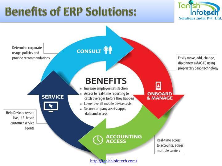 Benefits of ERP Solutions: