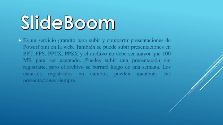 SlideBoom