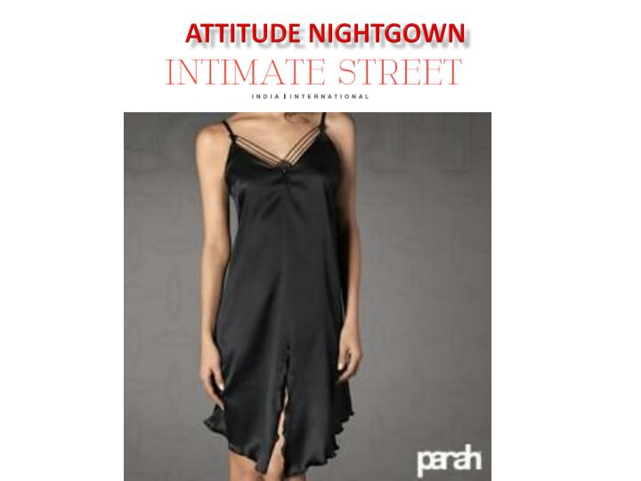 Attitude Nightgown