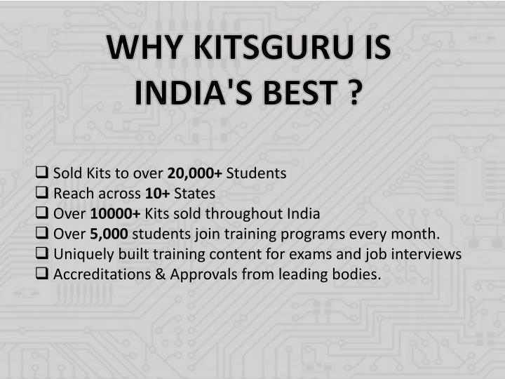 WHY KITSGURU IS