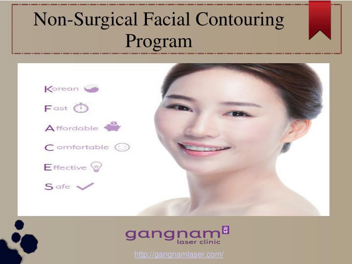 Non-Surgical Facial Contouring Program