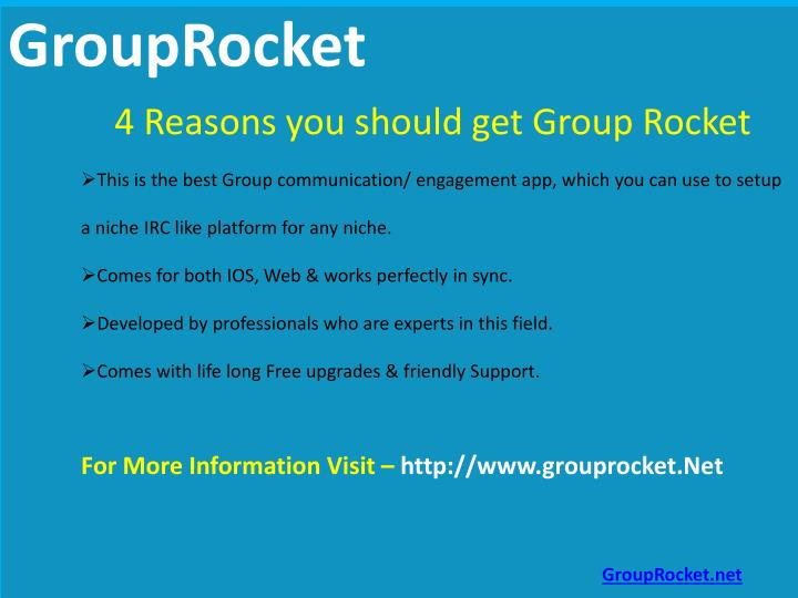 GroupRocket
