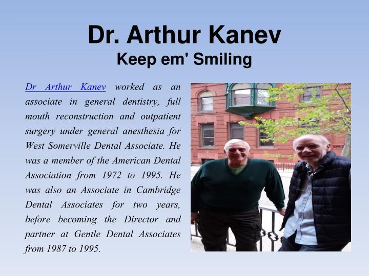 Dr. Arthur