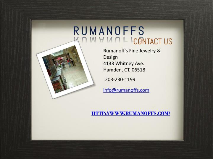 RUMANOFFS
