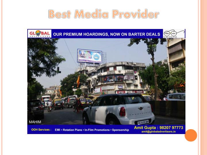 Best Media Provider