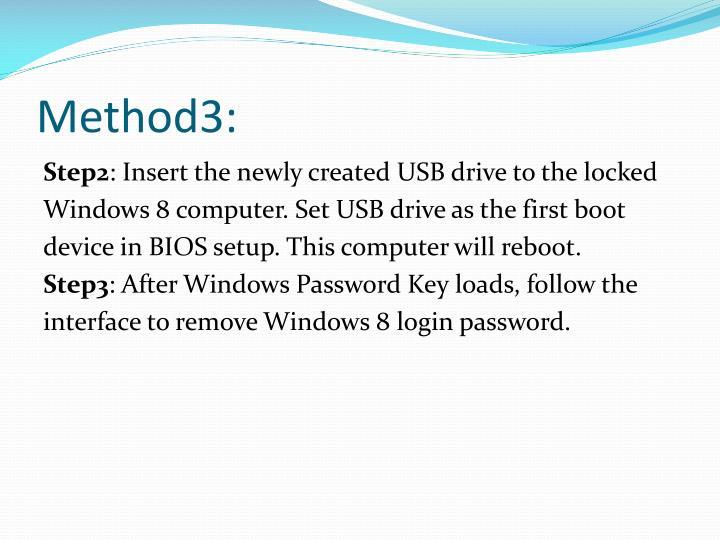 Method3: