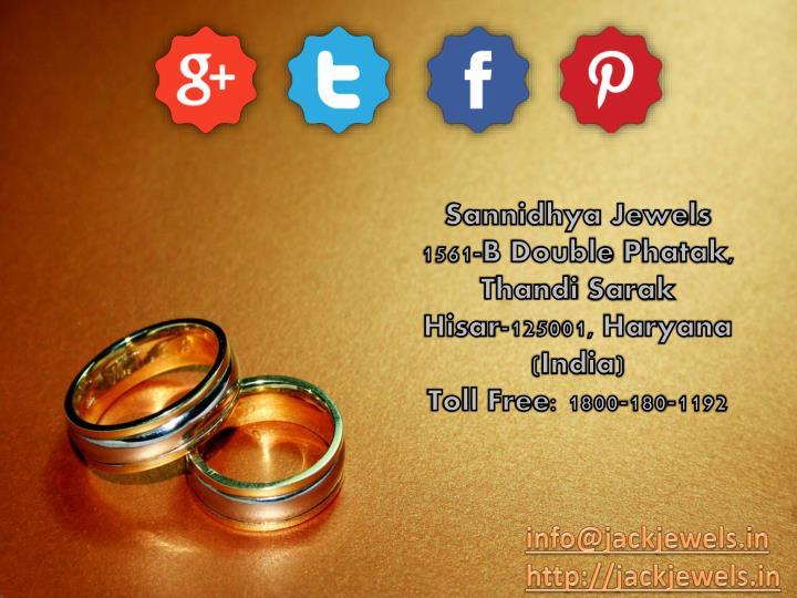 Sannidhya Jewels
