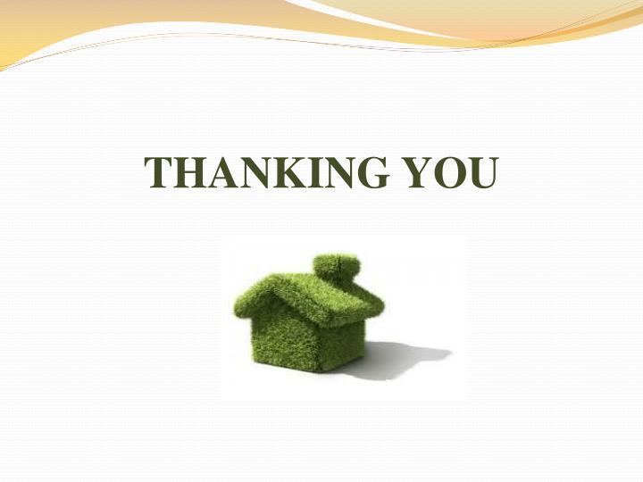 THANKING YOU