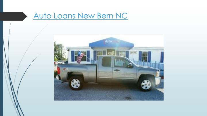 Auto Loans New Bern NC