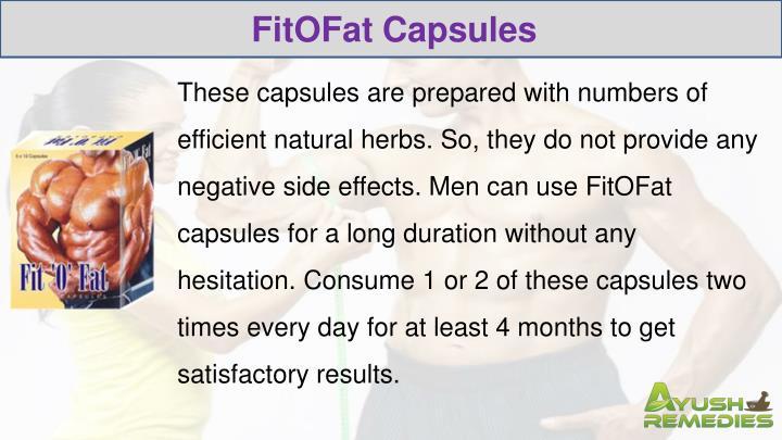 FitOFat Capsules