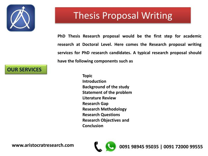 Doctoral thesis writing voice