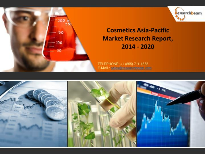 Cosmetics Asia-Pacific Market Research Report, 2014 - 2020