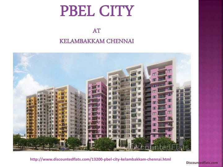Pbel city at kelambakkam chennai