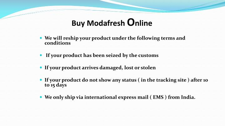 Buy modafresh o nline