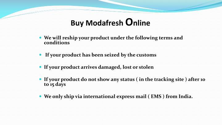 Buy Modafresh