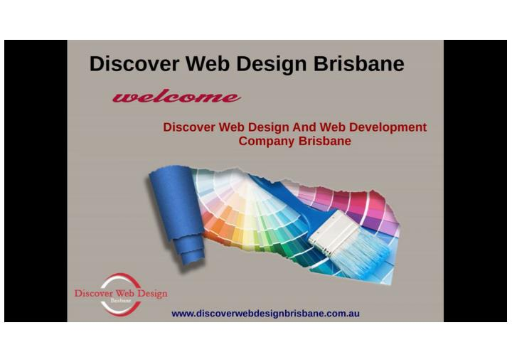 Brisbane website design services we provide responsive web design 7179100