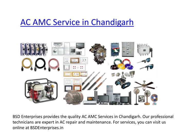 AC AMC Service in