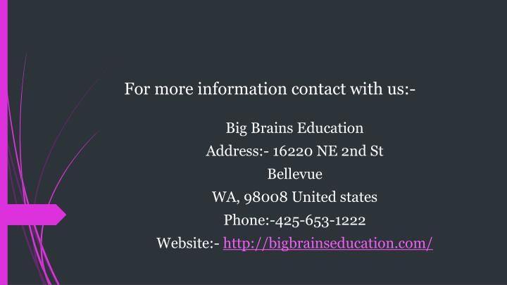 For more information contact with us:-