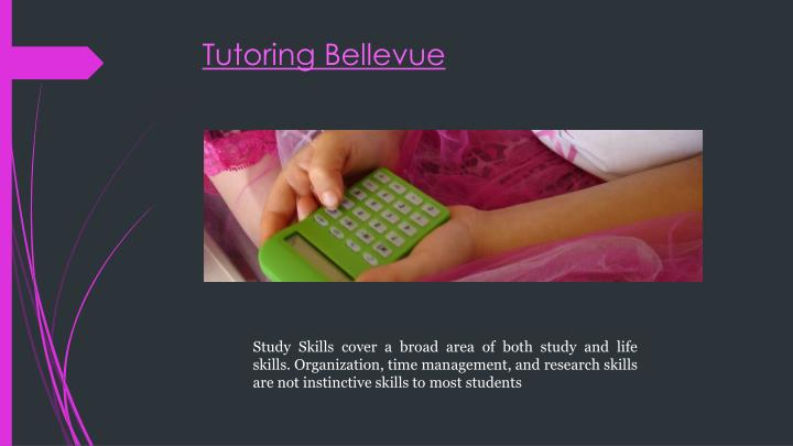 Tutoring bellevue