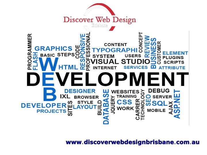 Brisbane website design services we provide responsive web design 7180207
