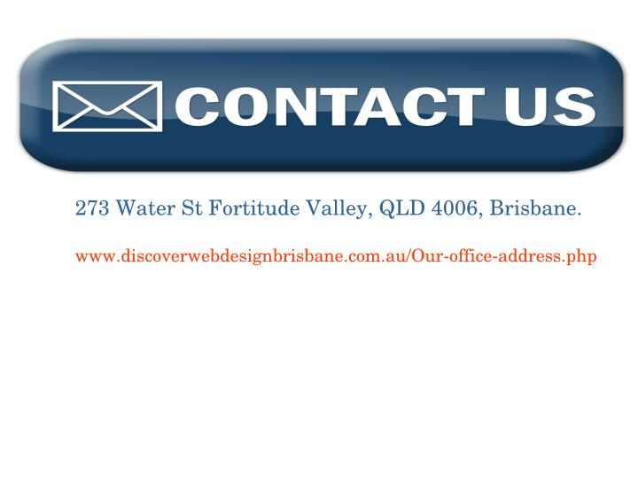 273 Water St Fortitude Valley, QLD 4006, Brisbane.