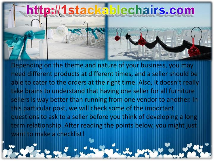 http://1stackablechairs.com