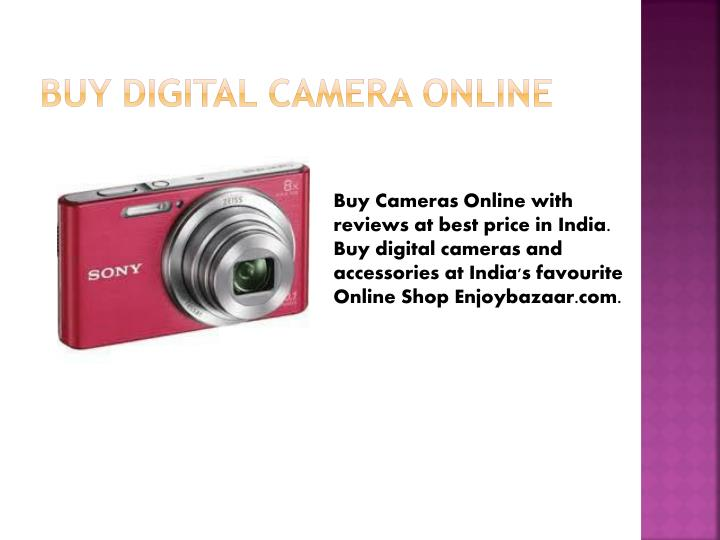 Buy digital Camera online