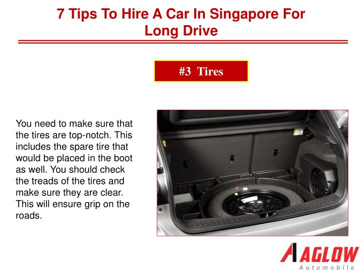 7 Tips To Hire A Car In Singapore For