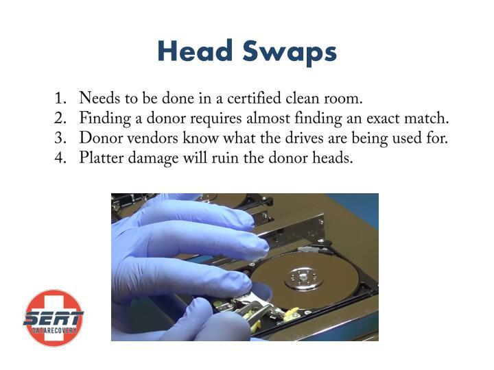 Head Swaps