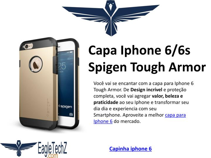 Capa Iphone 6/6s