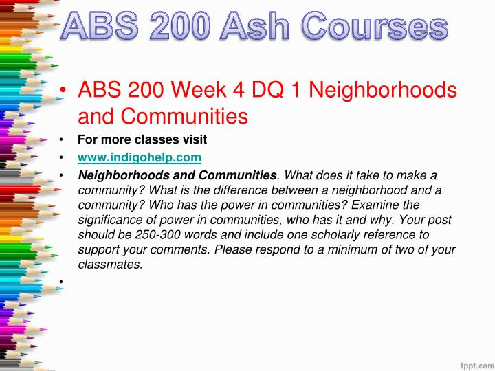 ABS 200