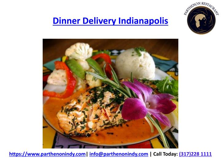 Dinner Delivery Indianapolis