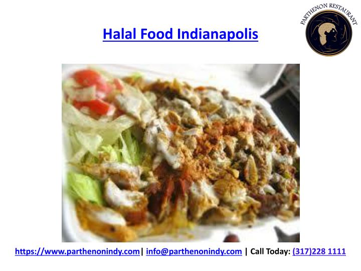 Halal Food Indianapolis