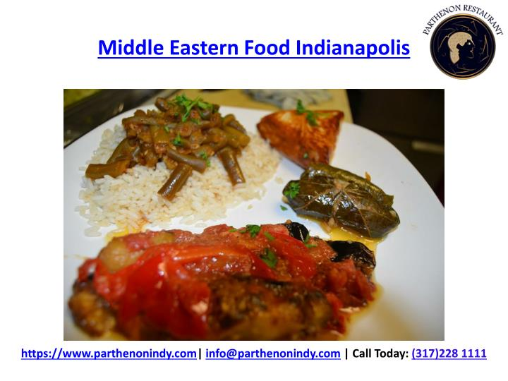 Middle Eastern Food Indianapolis