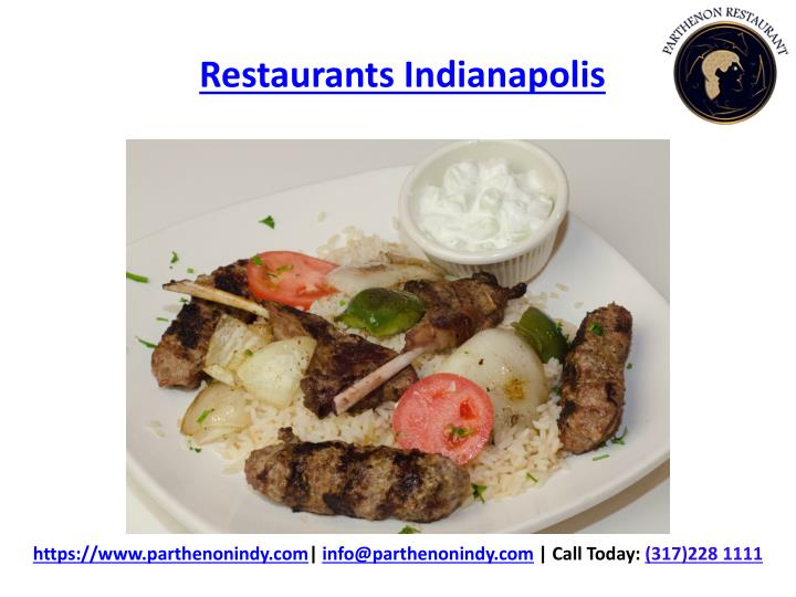Restaurants Indianapolis