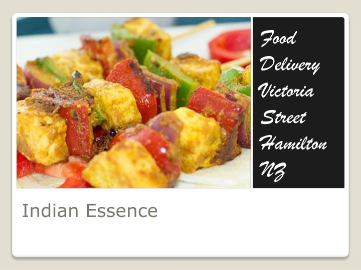 Food Delivery Victoria Street Hamilton NZ