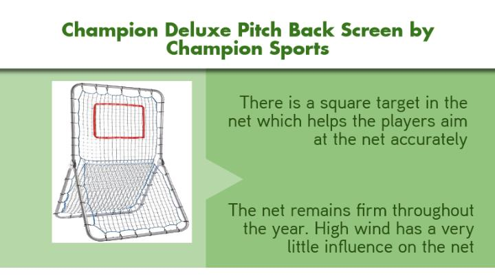 How to choose baseball pitching net for game practices