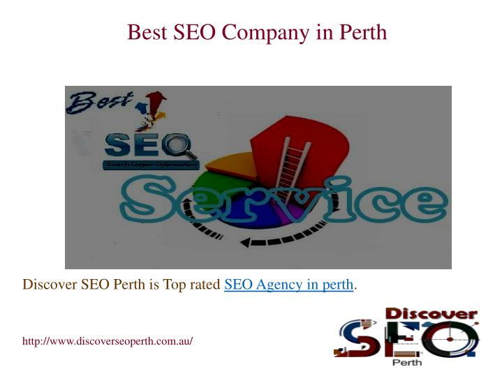 Best seo company in perth