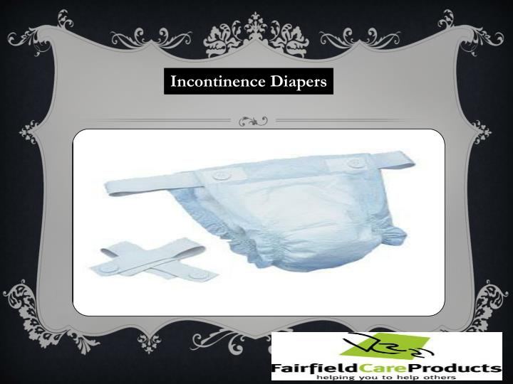 Incontinence Diapers