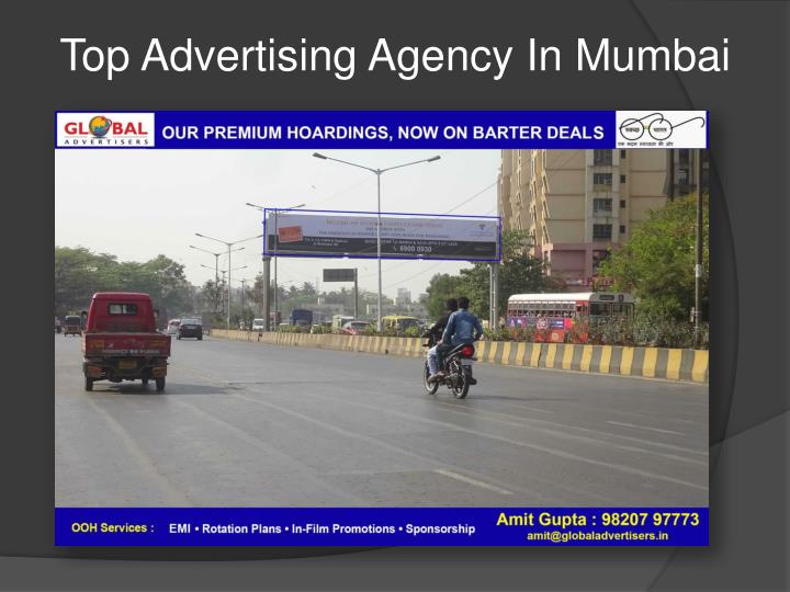 Top Advertising Agency In Mumbai